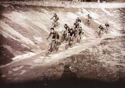 Ciclismo en pista Real Madrid