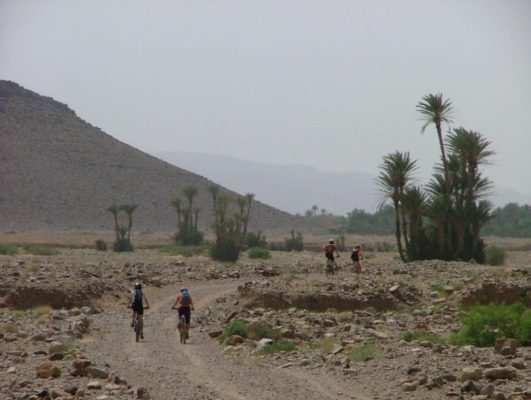 Imagen de anteriores ediciones de Sahara Bike