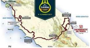 Tirreno Adriático 2017