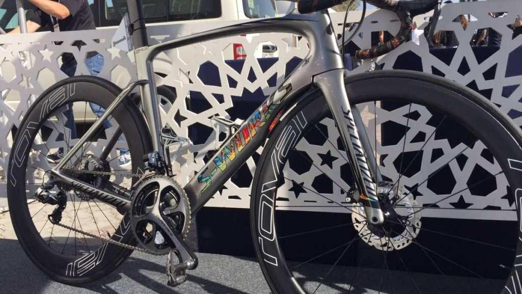 La bicicleta de Kittel implicada en la polémica