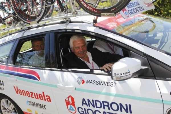 Gianni Savio Androni Giocatolli