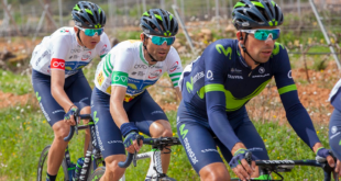 Valverde y Soler Volta 2017