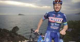 Nuestro pequeño homenaje al ciclista Antonie Domoitié