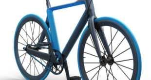 Bugatti PG:  La bicicleta urbana más ligera del mundo, un artículo de auténtico lujo