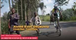 Ciclismo en África