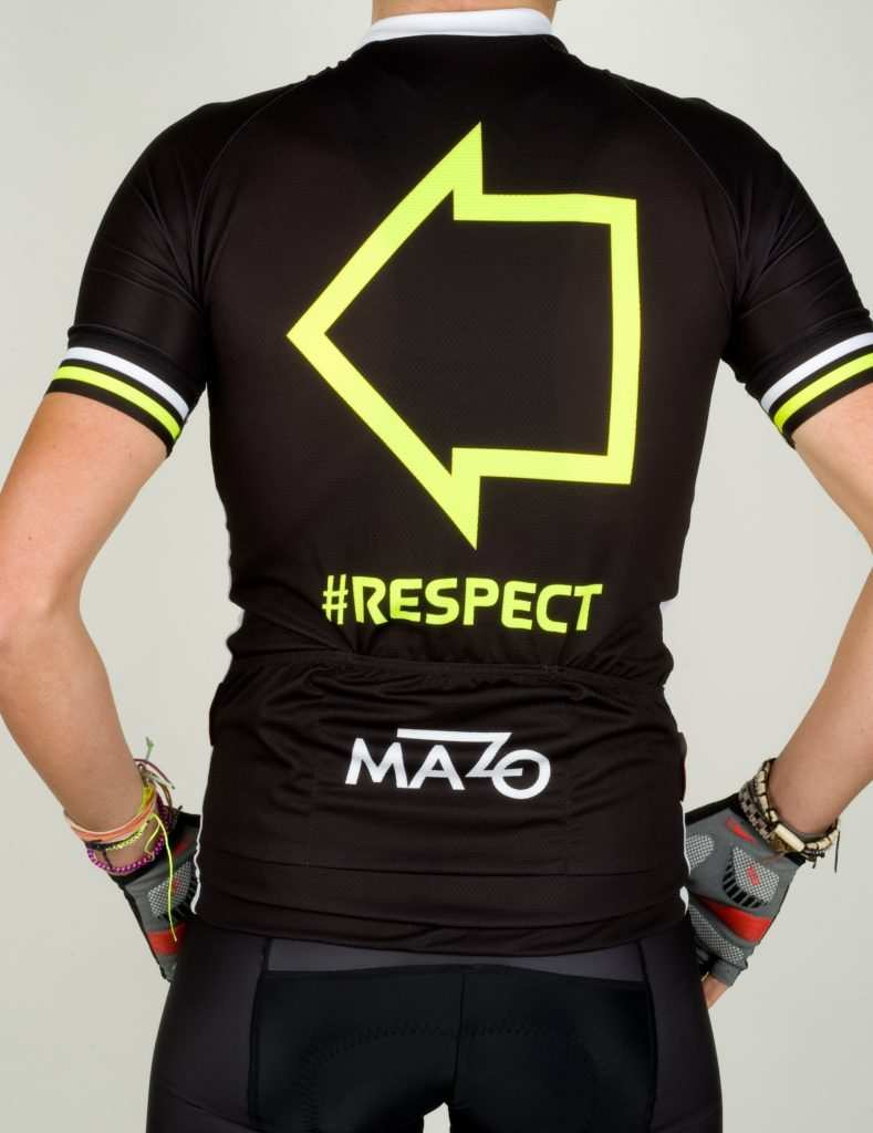 Maillot Respect#