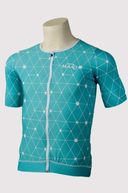 Maillot ciclismo Geometric