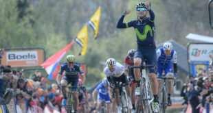 La manita de Valverde: 5 triunfos en la Flecha Valona