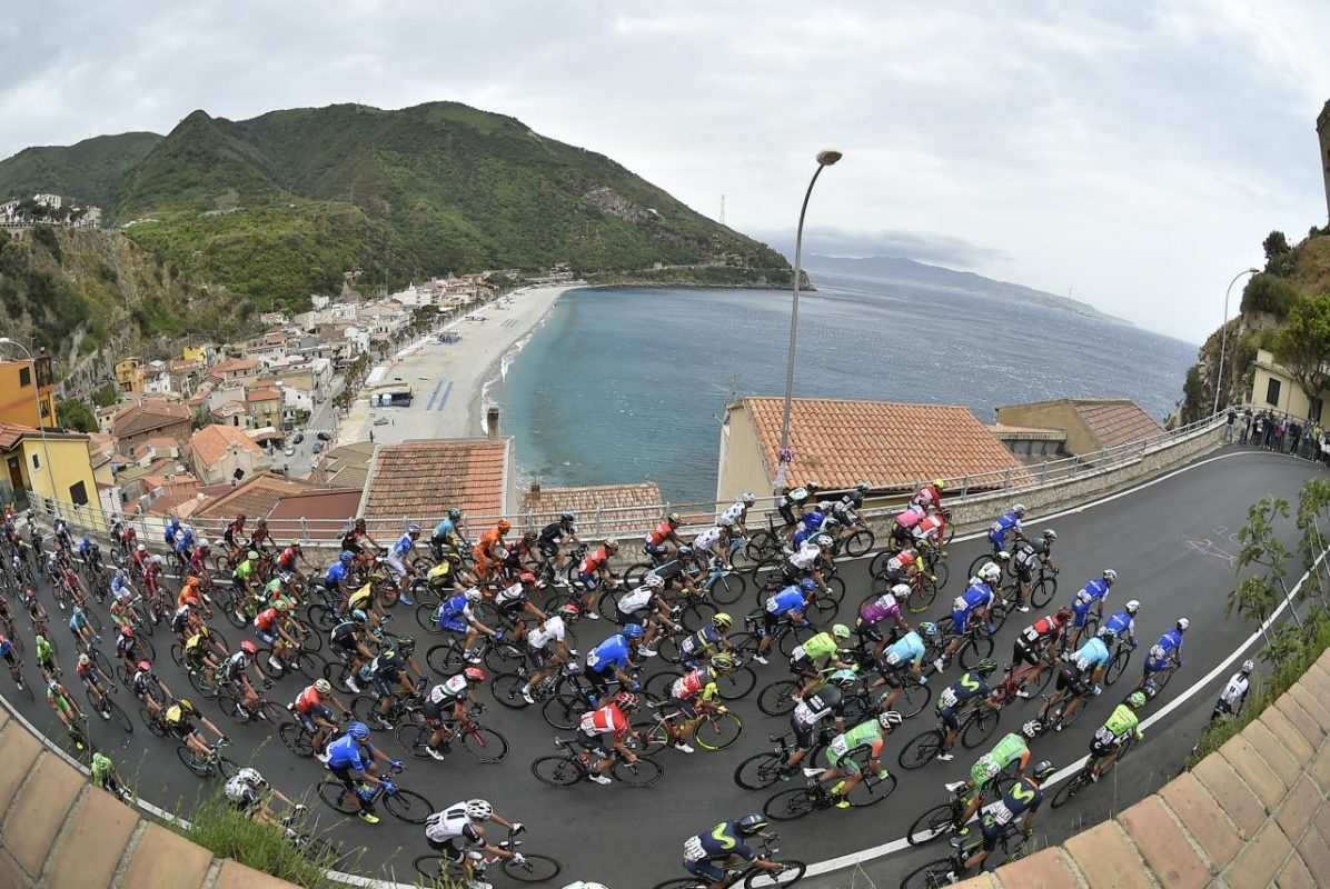 Giro de Italia 2017 Cerdeña