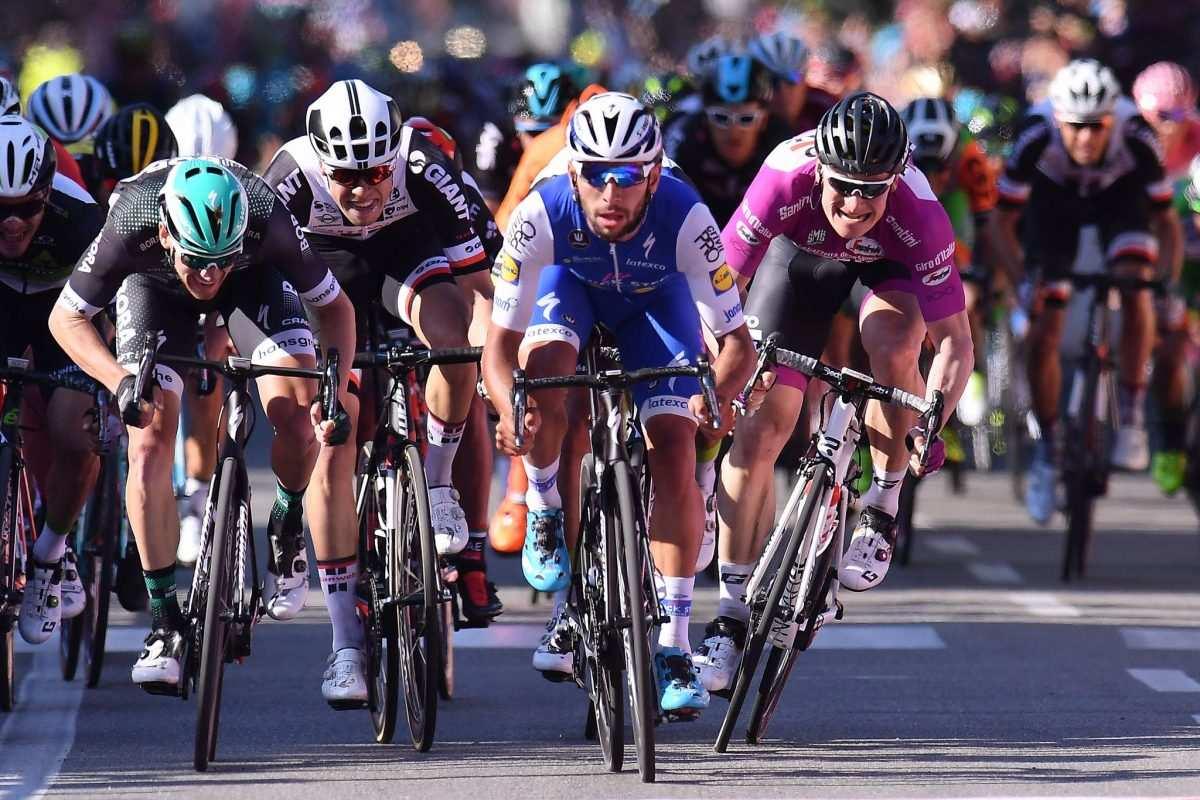 Giro de Italia 2017 sprint