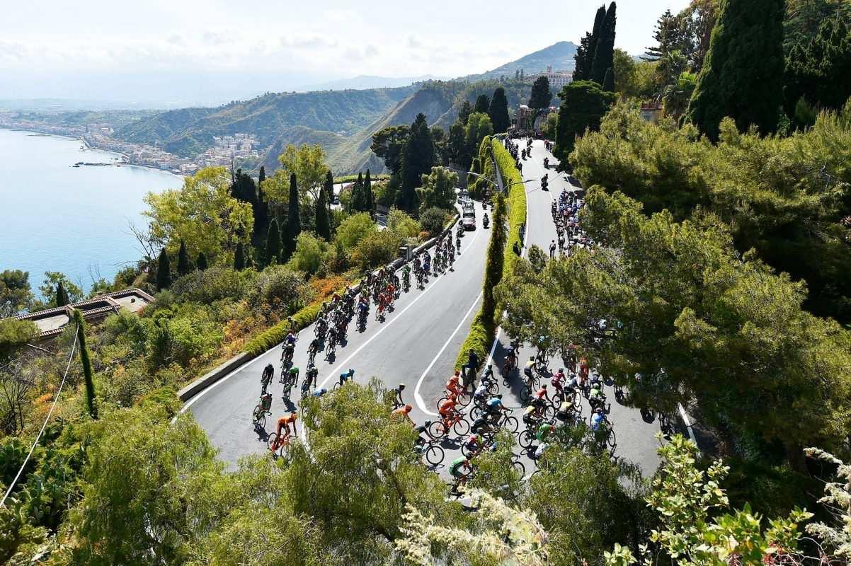 Giro de Italia 2017 Sicilia