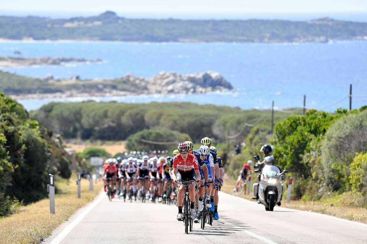 pelotón Giro 2017
