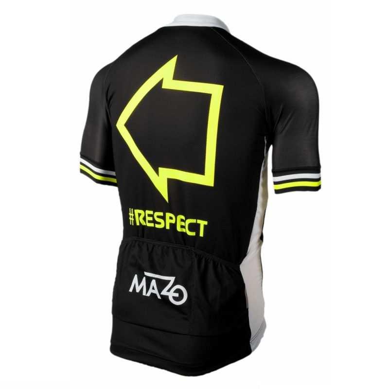 Maillot Respeto ciclistas