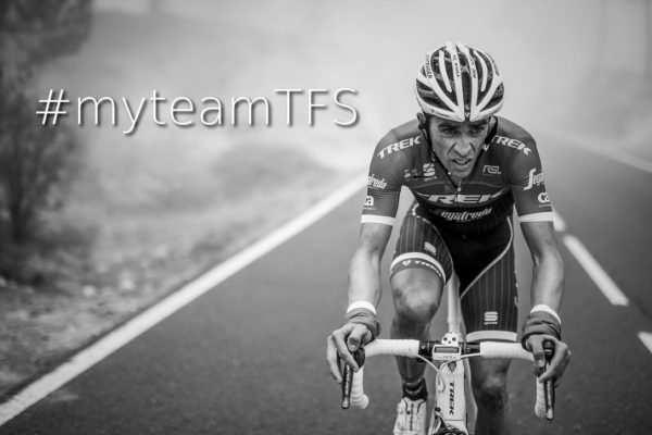 Equipo de Alberto Contador Tour 2017