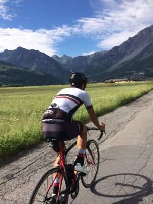 ropa ciclista ola de calor
