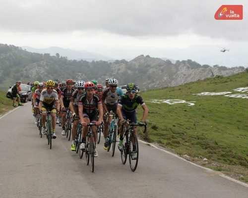 participantes vuelta ciclista 2017