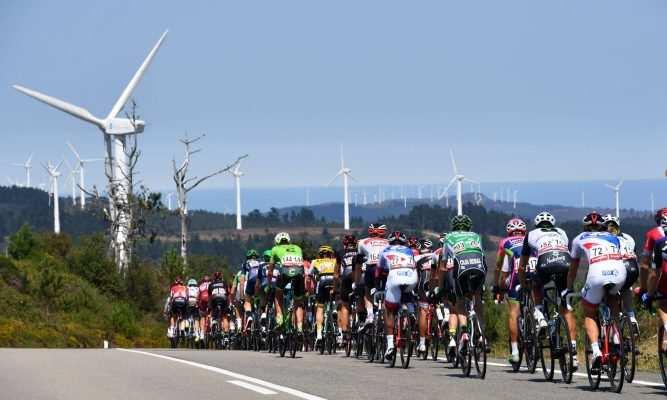 vuelta ciclista tv