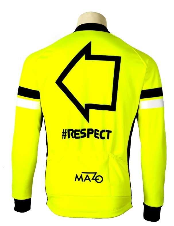 Chaqueta El Mazo Respect
