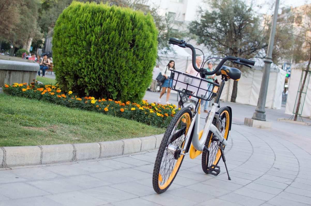 bicicletas carsharing