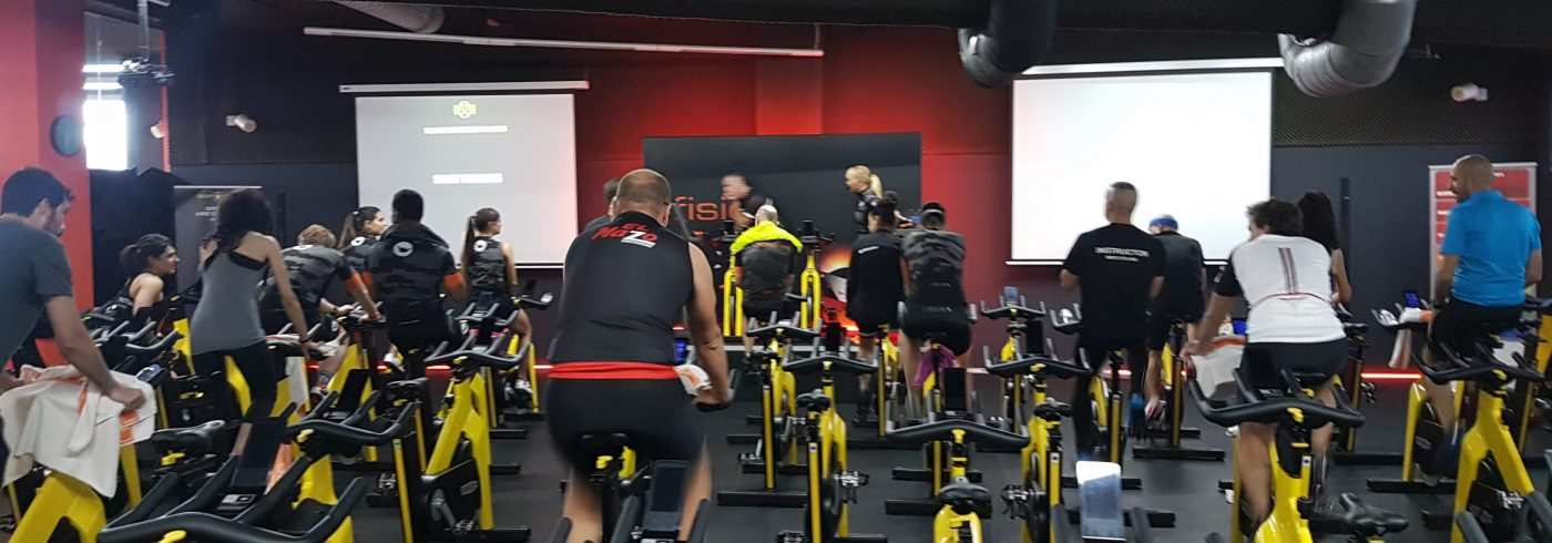 Clase spinning