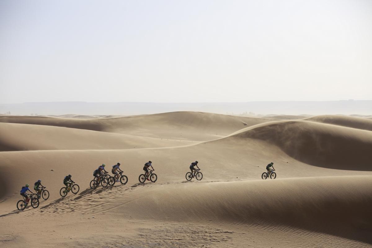 Titan Desert 2018