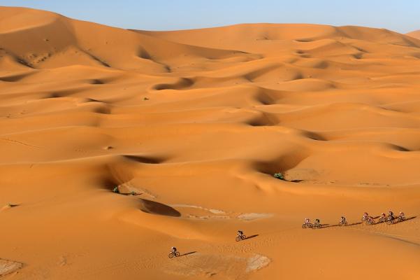 Clinic Titan Desert