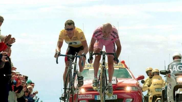 Spinning Armstrong Pantani