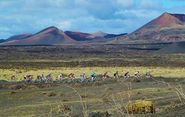 Teide ciclismo