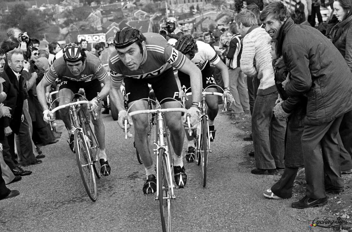 Roubaix ciclismo antiguo