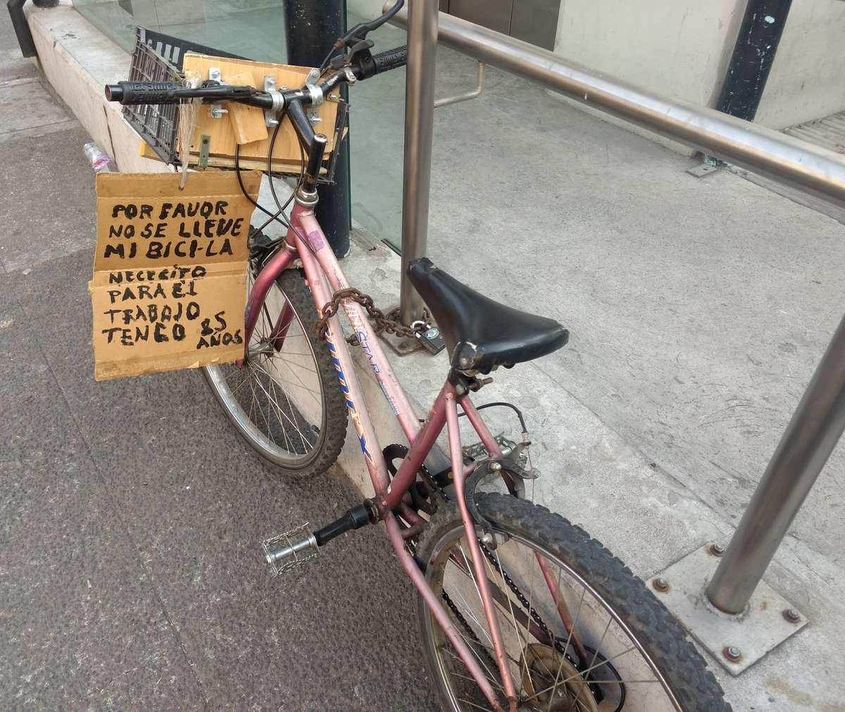 bici para trabajo