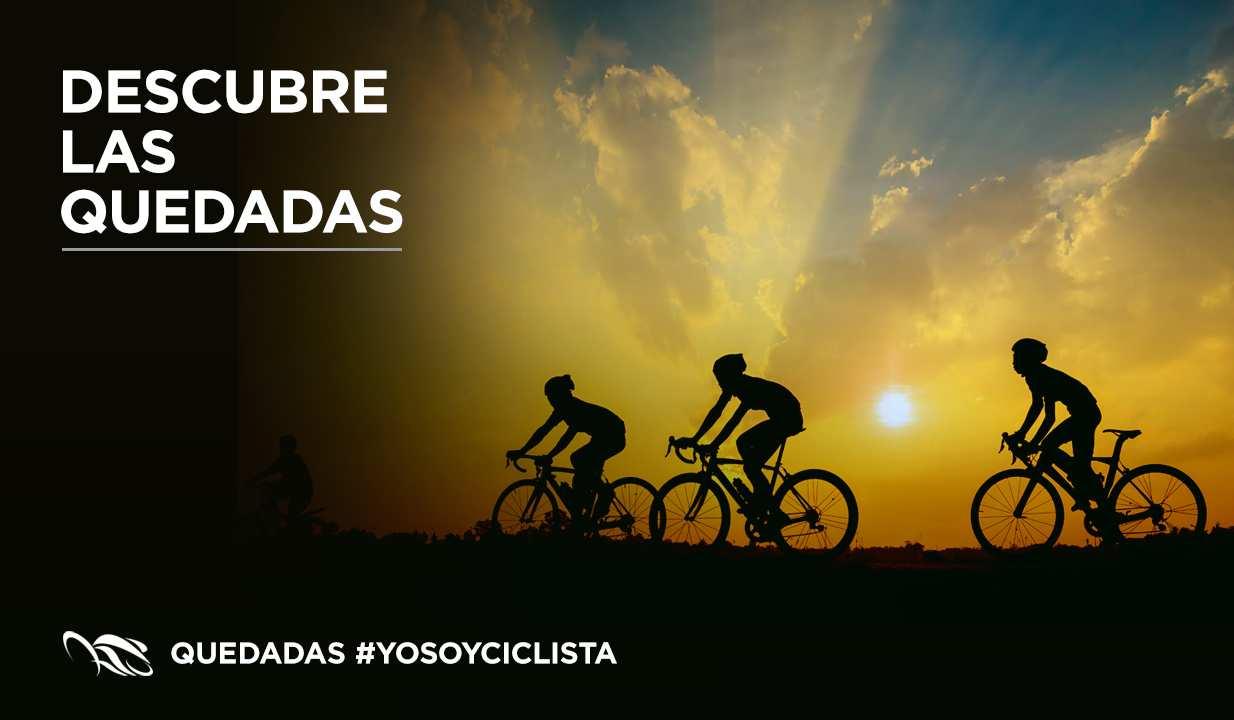 quedadas ciclistas