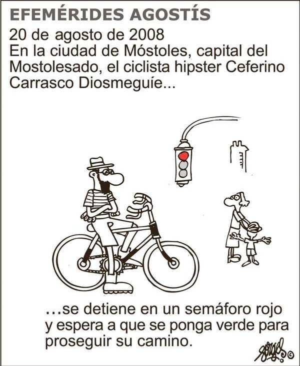 Las Mejores Viñetas De Forges Sobre El Ciclismo Y Las Bicis