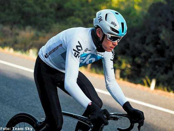Froome 2018, Vuelta a Andalucía