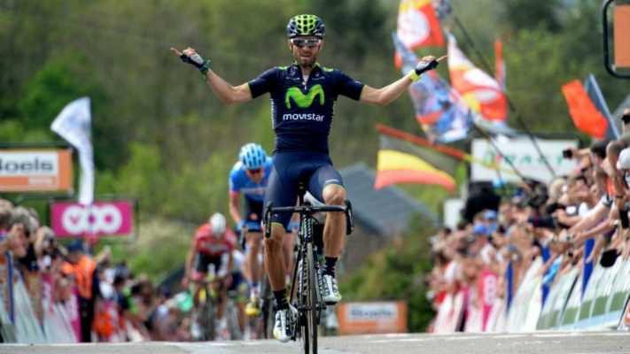 Valverde es el auténtico Killer del Muro de Hoy