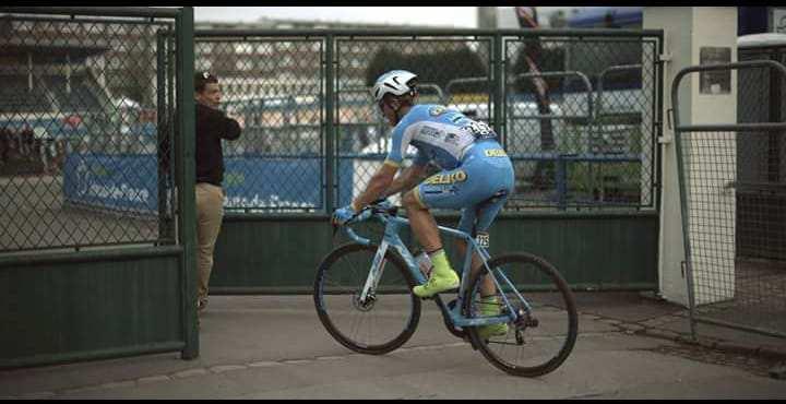 último ciclista Roubaix