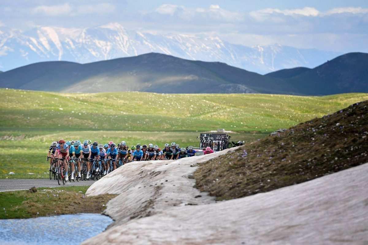 Giro Italia Gran Sasso