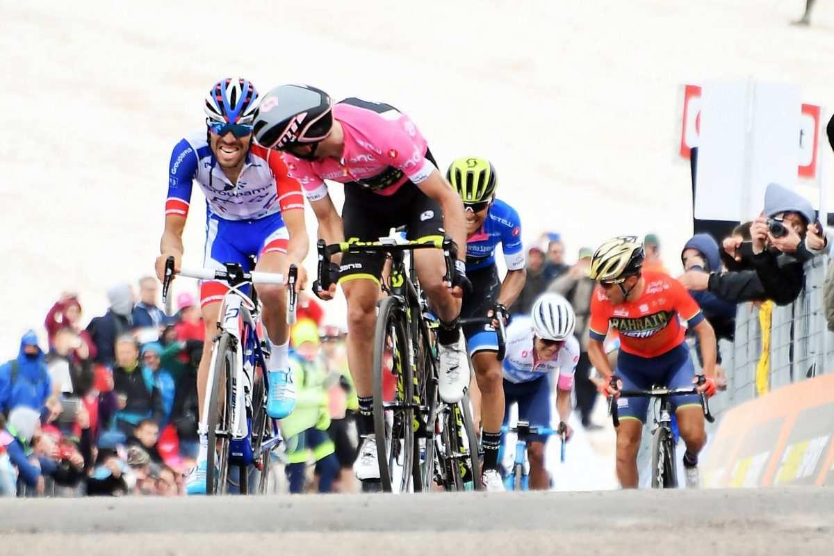 Simon Yates Giro Italia