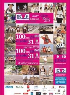 Corricolari 100 km en bici