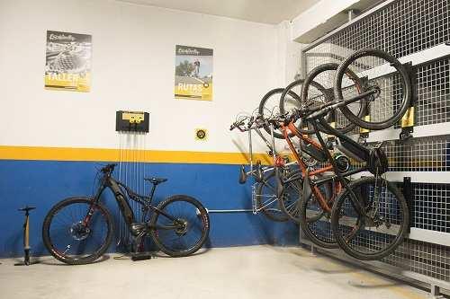 Hotel Echaurren para ciclistas Bikefriendly