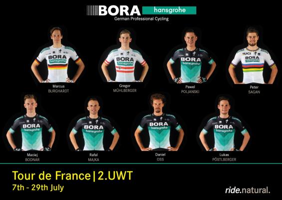 Equipo Sagan Tour 2018