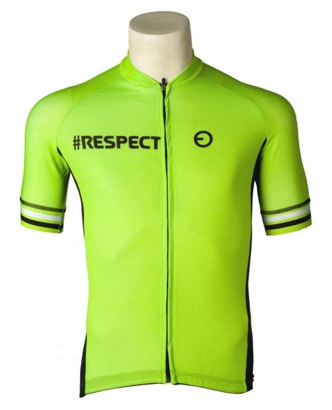 maillot respect verde el tío del mazo