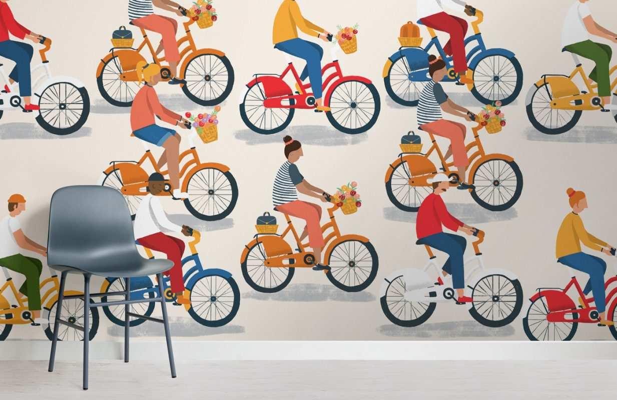carrera ciclista vintage