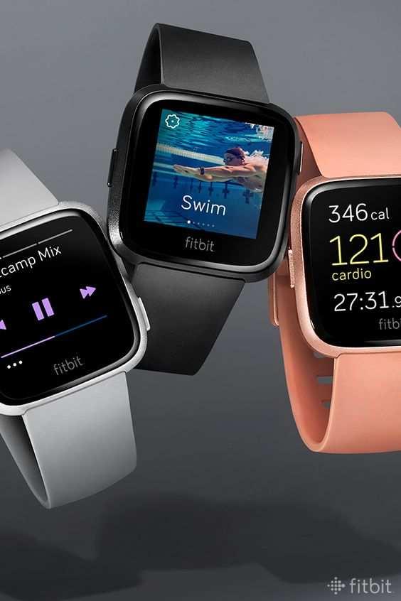 Fitbit Versa natacion