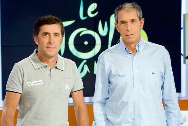 Tour de Francia en TVE