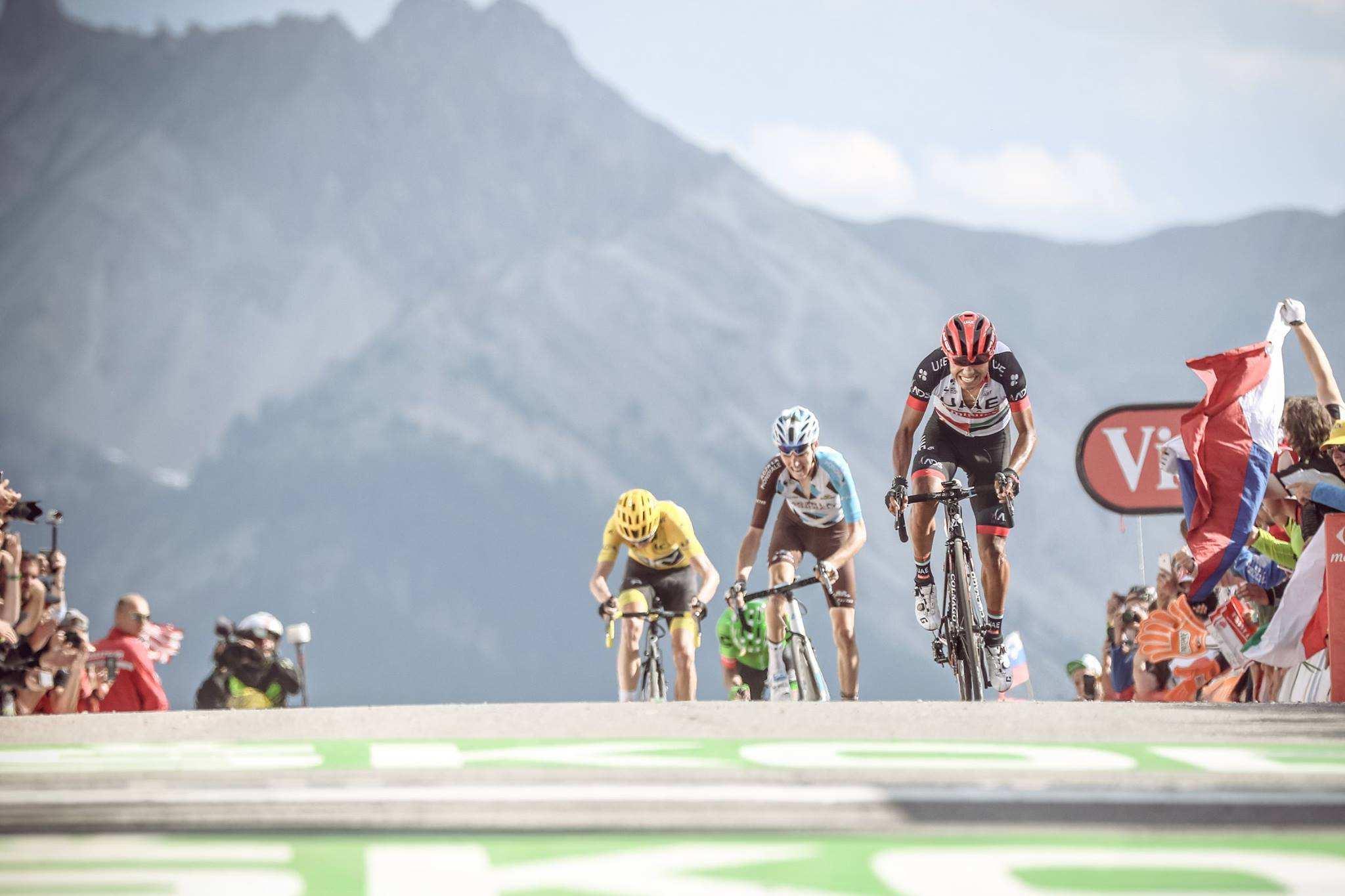 Tour de Francia Sky