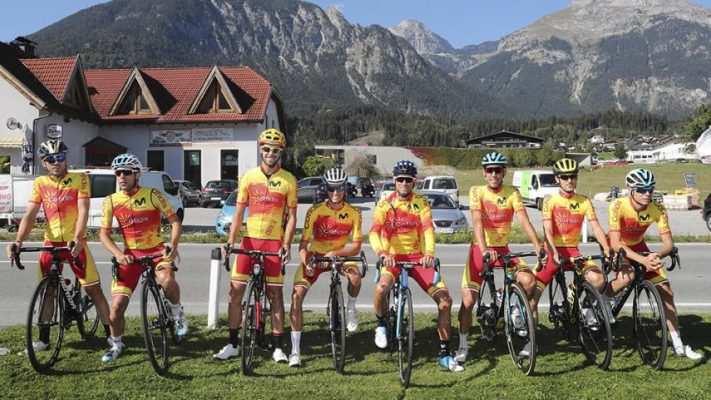 Los ocho magníficos de España en Innsbruck
