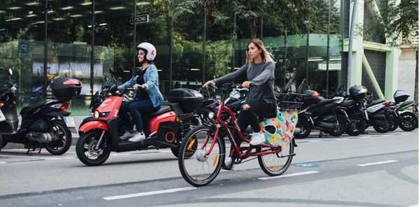 Bici eléctrica Barcelona