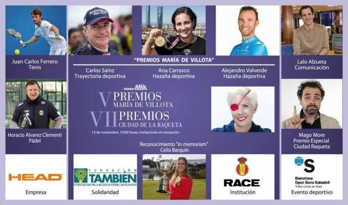 Premios María de Villota 2018