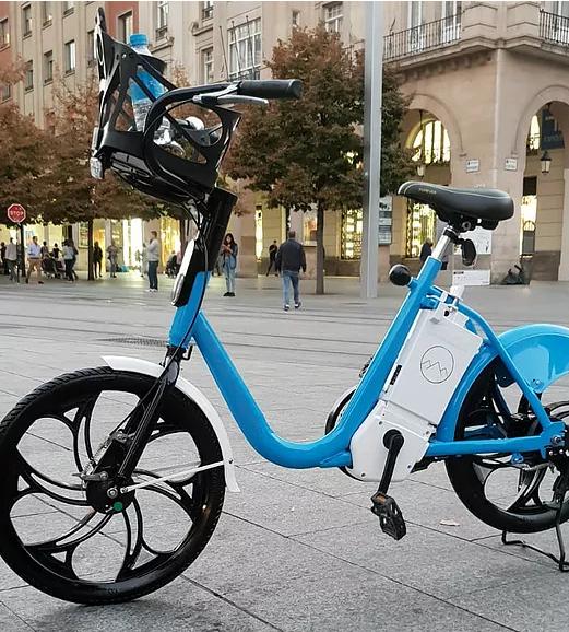 bici eléctrica Zaragoza