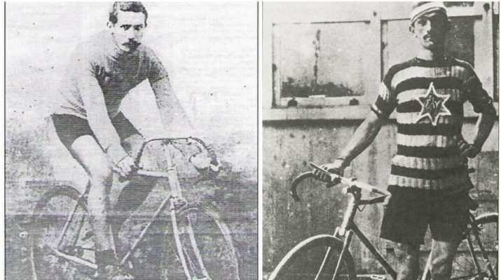 José María Javierre y Vicente Blanco. Foto procedente de www.abc.es
